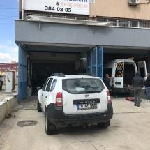 ÇEKİ DEMİRİ TAKMA MONTAJI+ARAÇ PROJESİ ANKARA