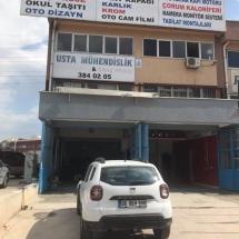 DUSTER/DACİA/Çeki Demiri Takma Montajı Ankara