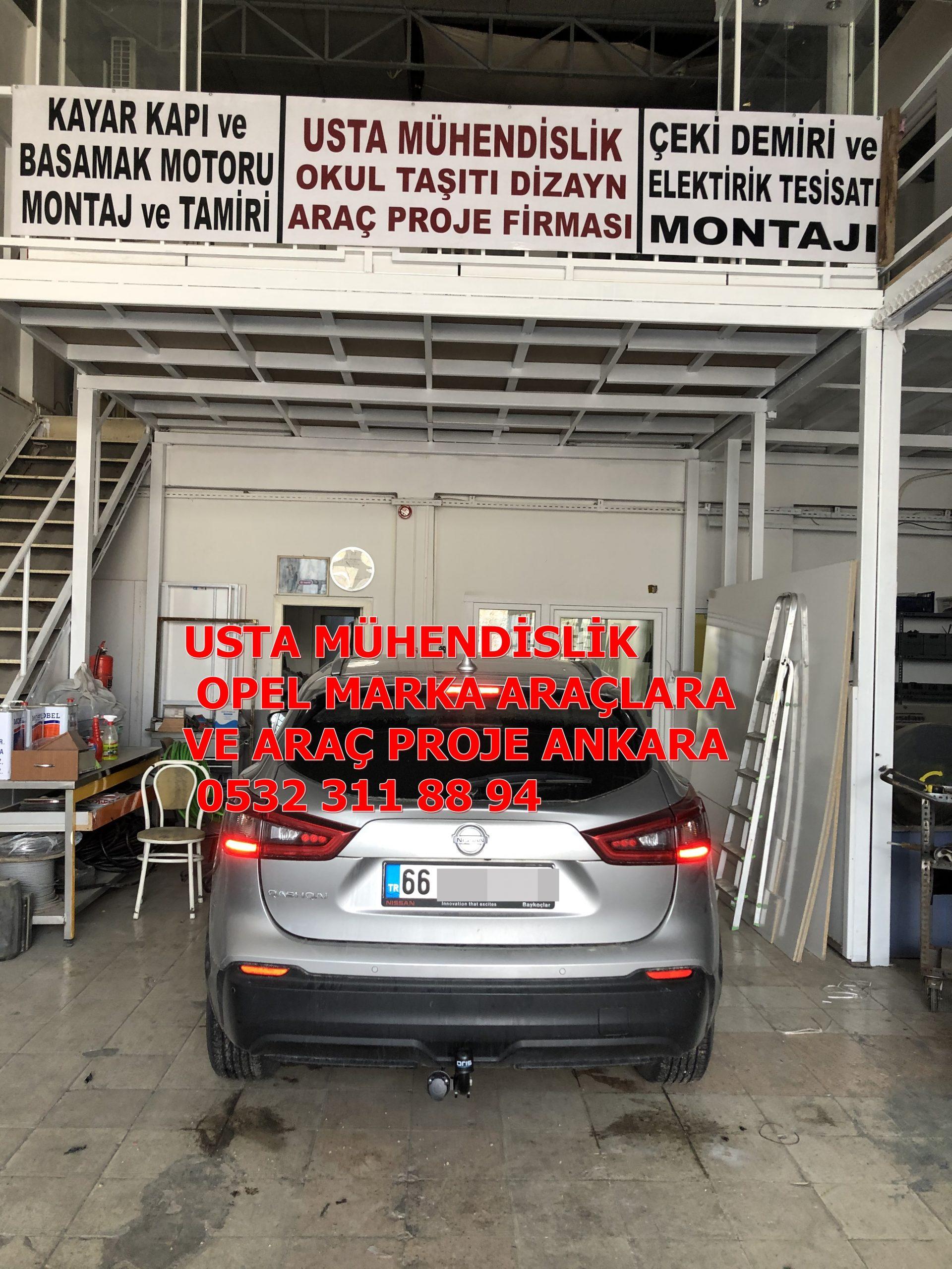 KASKAI-NISSAN-ceki-demiriceki-kancasi-takma-montaji-ve-arac-proje-Ankara