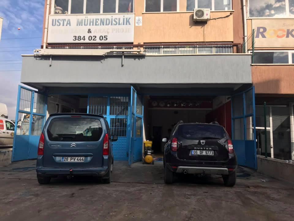 DACİA DUSTER /CITROEN çeki Demiri Montajı araç proje Ankara/ Usta Mühendislik oto dizayn/Araç proje Firması Ankara/05323118894