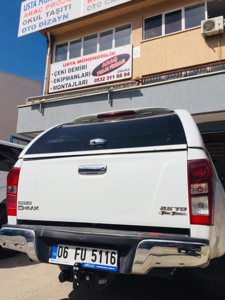 ISUZU/D MAX/L 200 MİTSUBISHI/PİCK UP /KAMYONETLER 4X4 /4X2/ARACALARA/ ÇEKME KARAVAN*RÖMORK + ÇEKMEK İÇİN TÜM İZİN VERİLMİŞ ARAÇLARA ÇEKİ DEMİRİ ANKARA ⇔ ÇEKİ DEMİRİ ARAÇ PROJE/TAKMA MONTAJI +7 PİN VEYA ÜÇ PİN ELEKTİRİK TESİSTI MONTAJI ANKARA⇔ ÇEKİ DEMİRİ TAKMA MONTESİ /ARAÇ PROJE ANKARA | Usta Mühendislik ANKARA