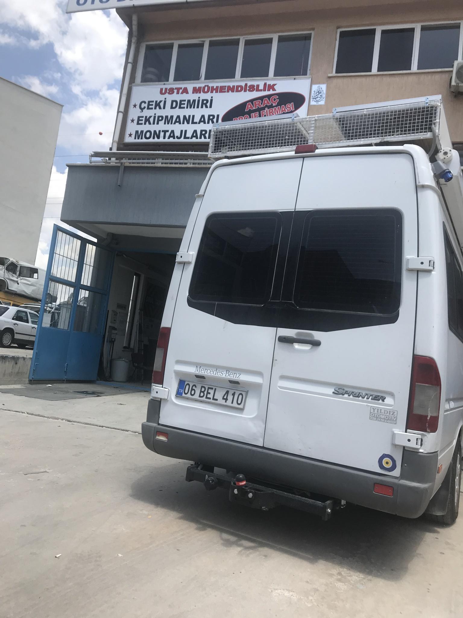 USTA MÜHENDİSLİK OTO DİZAYN +ÇEKİ DEMİRİ FİRMASI ANKARA 054